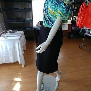 NWT Calvin Klein Black Skirt